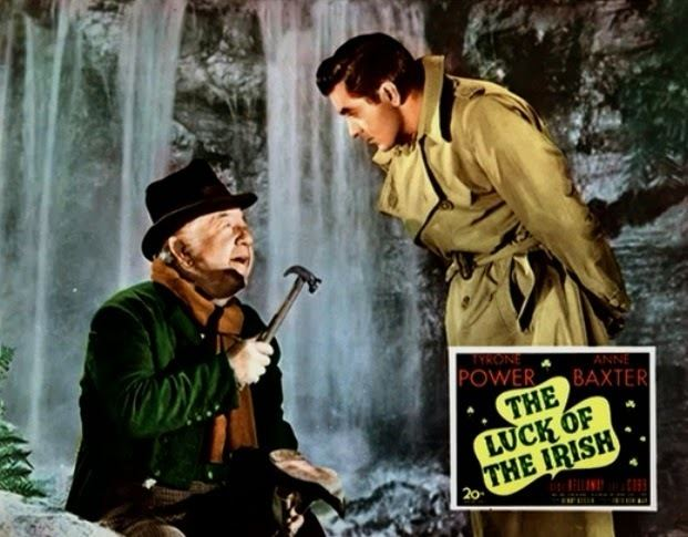 The Luck of the Irish (1948 film) The Luck of the Irish 1948 Silver Scenes A Blog for Classic