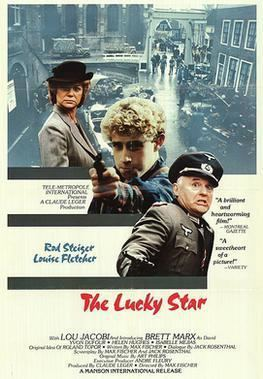 The Lucky Star (film) movie poster