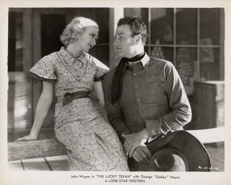 The Lucky Texan The Lucky Texan 1934 The 1930s John Wayne Message Board JWMB