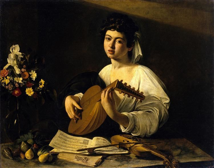 The Lute Player (Caravaggio) Art works