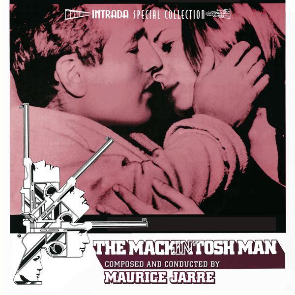 The Mackintosh Man movie scenes