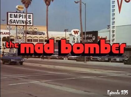 The Mad Bomber (1972 film) BMC235The Mad Bomber 1973 Toll Free Number 8883502570 BMovie Cast
