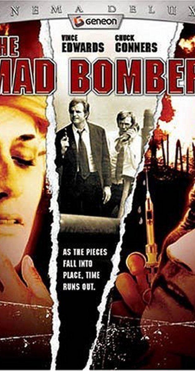 The Mad Bomber (1972 film) The Mad Bomber 1973 IMDb