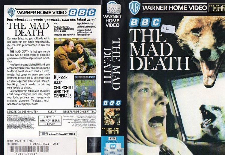 The Mad Death Cult VHS The Mad Death