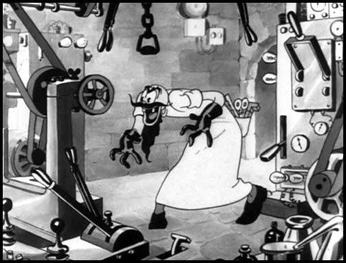 The Mad Doctor (1933 film) 2014 The Year of Disney Project THE MAD DOCTOR 1933