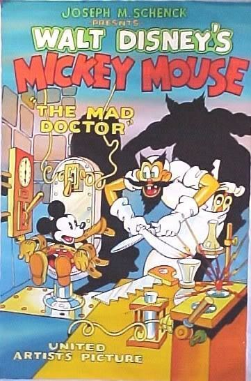 The Mad Doctor (1933 film) The Mad Doctor animated short HORRORPEDIA