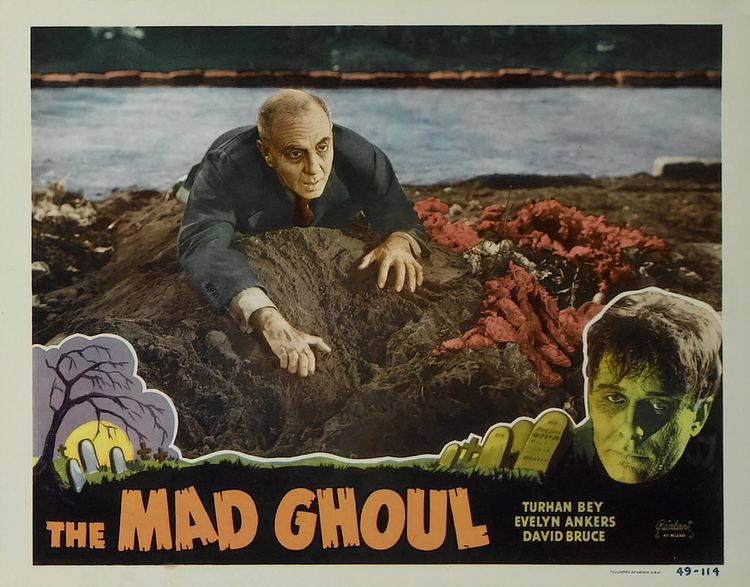 The Mad Ghoul The Mad Ghoul 1943