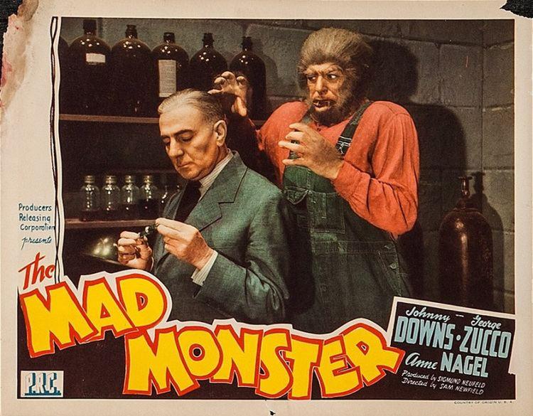 The Mad Monster The Mad Monster 1942 The Visuals The Telltale Mind