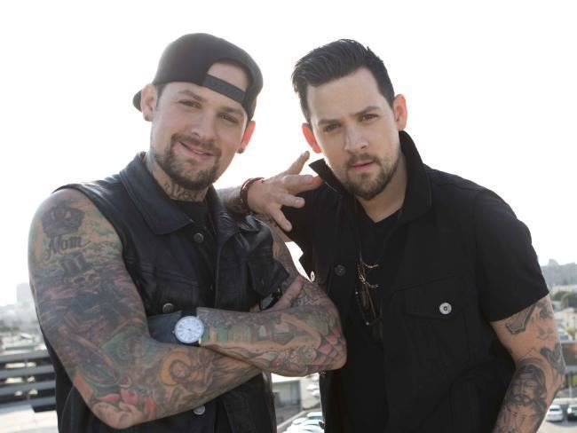 The Madden Brothers For the love of Benji and Joel