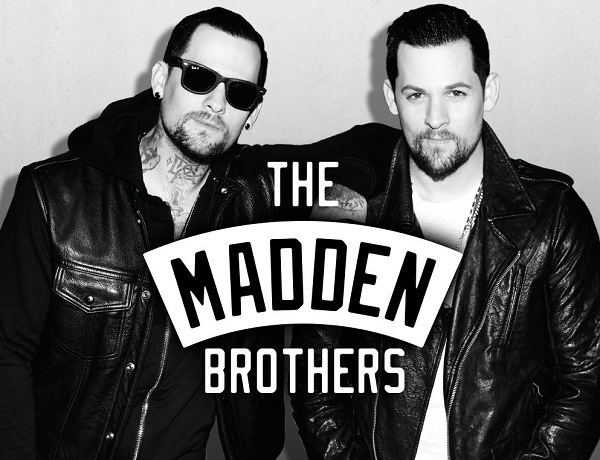 The Madden Brothers THE MADDEN BROTHERS Australian Tour 2014 maytherockbewithyoucom