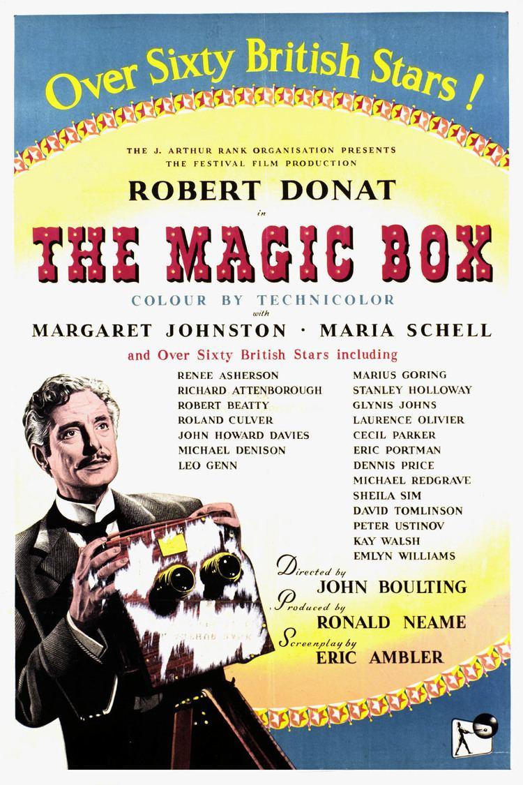 The Magic Box wwwgstaticcomtvthumbmovieposters1783p1783p