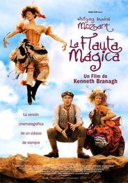 The Magic Flute (2006 film) movie poster