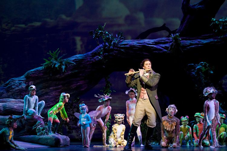 The Magic Flute Opera Review The Magic Flute Science vs Superstition