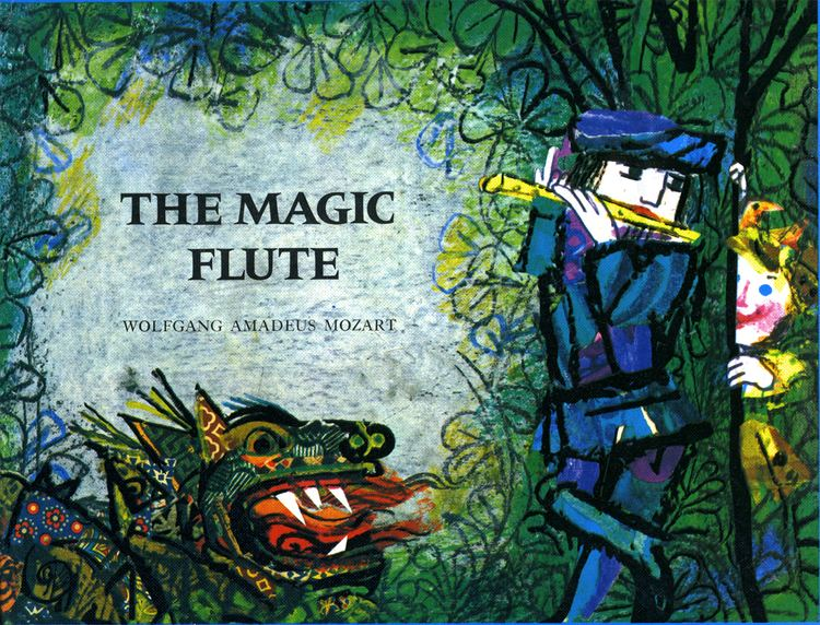 The Magic Flute wwwmichaelspornanimationcomsplogwpcontentSM