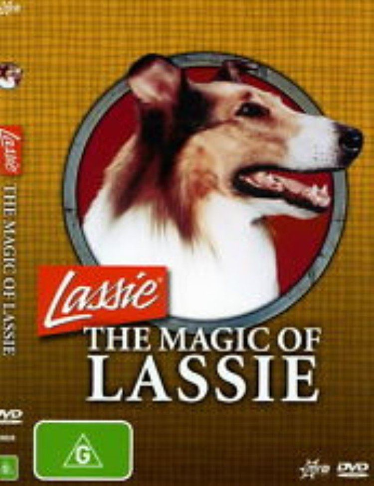 The Magic of Lassie The Magic of Lassie with Digital Soundtrack Combo 1978 Family