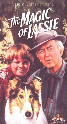 The Magic of Lassie Amazoncom Magic of Lassie VHS James Stewart Mickey Rooney