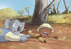 The Magic Pudding (film) The Magic Pudding Making A Feature In Oz Animation World Network