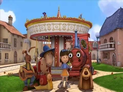 The Magic Roundabout (film) Magic Roundabout Theme song YouTube