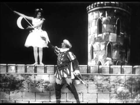The Magic Sword (1901 film) 43 The magic sword Robert W Paul 1901 YouTube