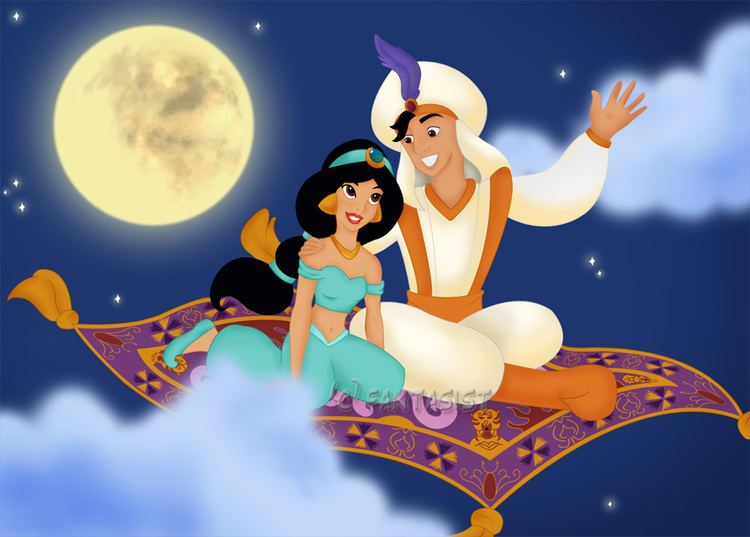The Magic Touch (film) movie scenes My favorite scene in this movie is probably the scene where they sing A Whole New World or when Aladdin sings his first song One Jump Ahead