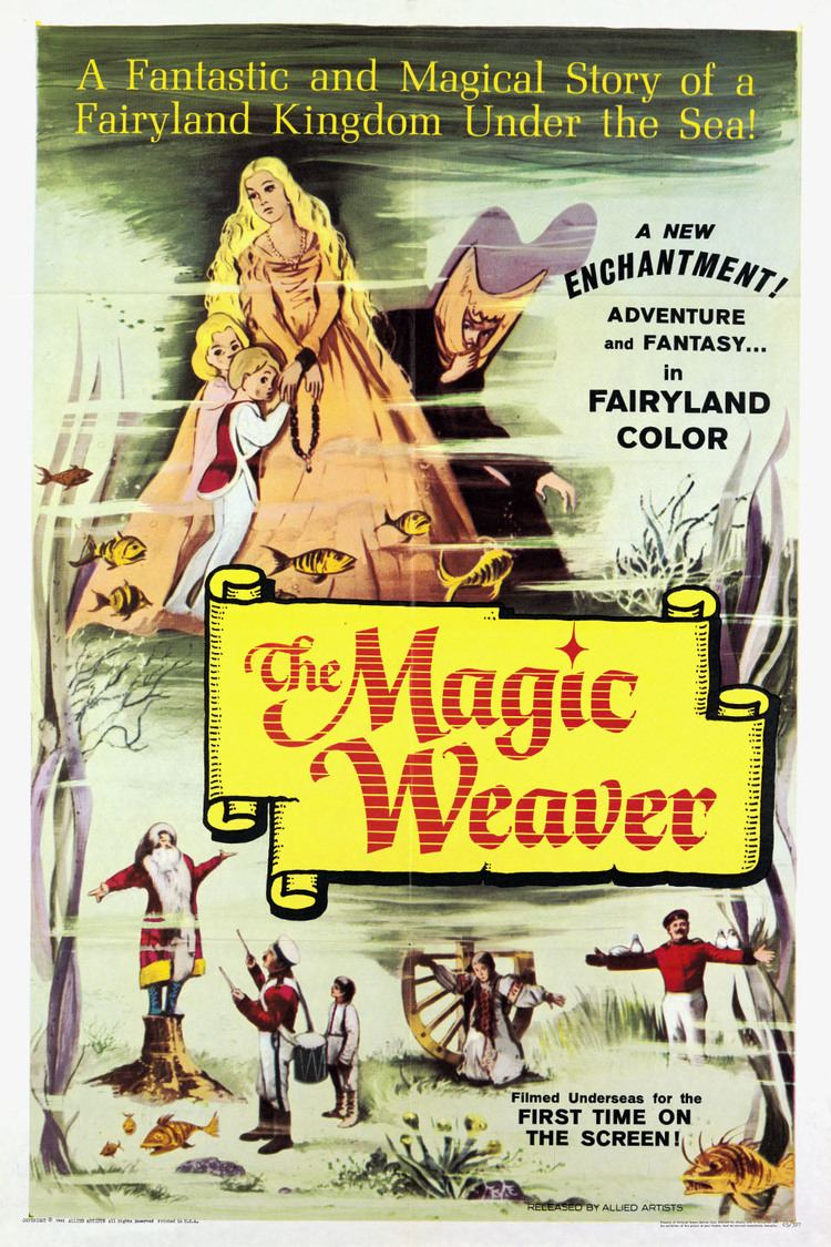 The Magic Weaver wwwgstaticcomtvthumbmovieposters88712p88712