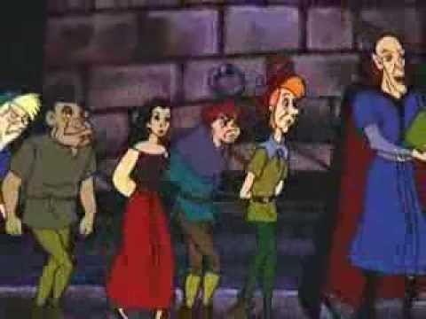 The Magical Adventures of Quasimodo The Magical Adventures of Quasimodo damsel 3 YouTube
