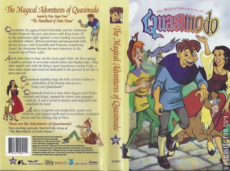The Magical Adventures of Quasimodo The Magical Adventures of Quasimodo VHSCollectorcom Your Analog