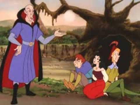 The Magical Adventures of Quasimodo The Magical Adventures of Quasimodo damsel 6 YouTube