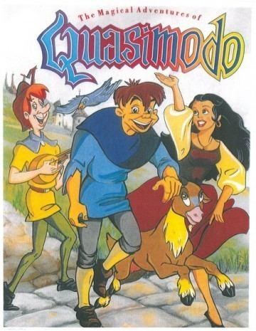 The Magical Adventures of Quasimodo wwwbnlicensingcommediazooimagesthemagicala