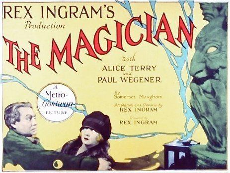 The Magician (1926 film) Apocalypse Later The Magician 1926