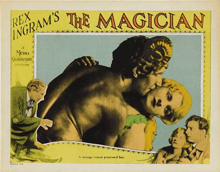 The Magician (1926 film) Rex Ingrams The Magician