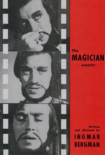 The Magician (1958 film) Movie Posters2038net Posters for movieid623 Ansiktet The Face