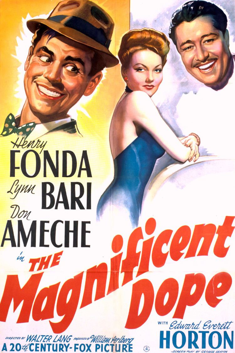 The Magnificent Dope wwwgstaticcomtvthumbmovieposters1515p1515p