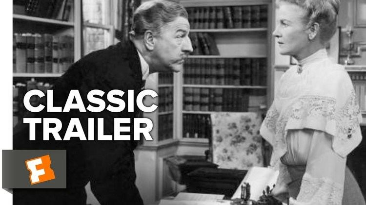 The Magnificent Yankee (1950 film) The Magnificent Yankee 1950 Official Trailer Louis Calhern Ann