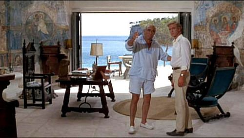 The Magus (film) Michael Caine images The Magus wallpaper and background photos 5118658