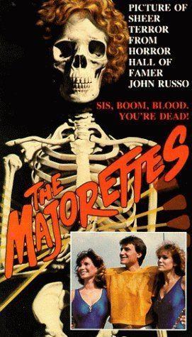 The Majorettes The Majorettes 1986 HORRORPEDIA