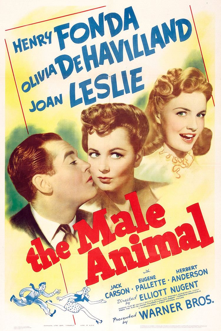 The Male Animal wwwgstaticcomtvthumbmovieposters2573p2573p