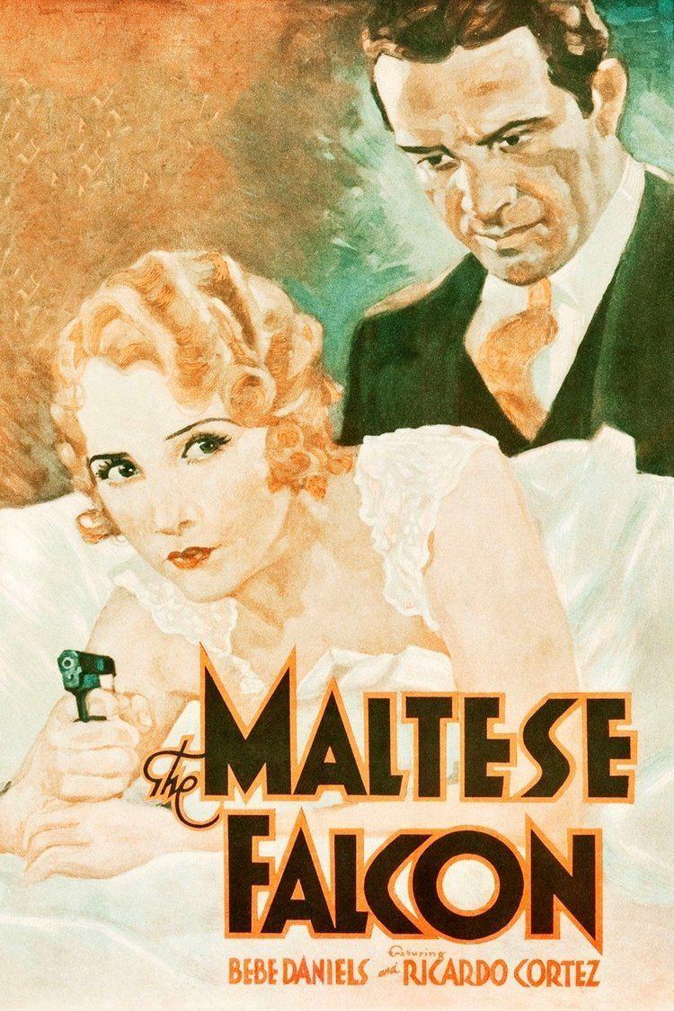 The Maltese Falcon (1931 film) wwwgstaticcomtvthumbmovieposters6977p6977p