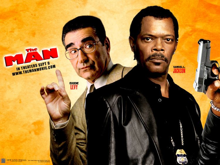 The Man (2005 film) Watch Streaming HD The Man starring Samuel L Jackson Eugene Levy