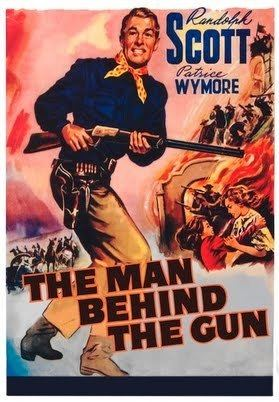 The Man Behind the Gun Man Behind the Gun 1950 Full Movie YouTube