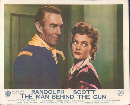 The Man Behind the Gun THE MAN BEHIND THE GUN 1953 Comic Book and Movie Reviews