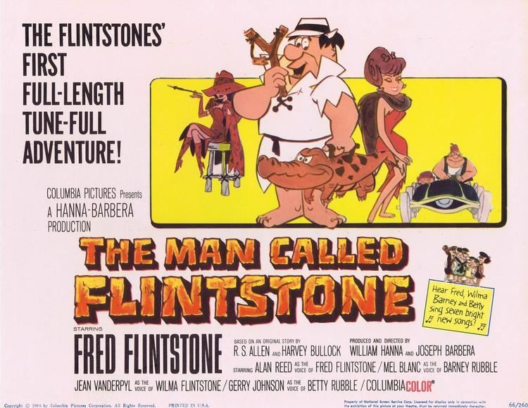 The Man Called Flintstone 1966 My Favorite Year The Man Called Flintstone