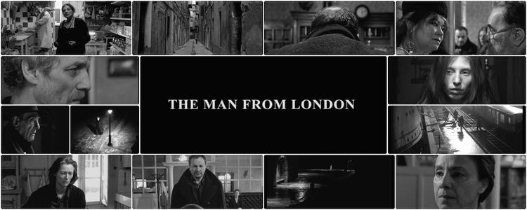 The Man from London Last Film I Watch The Man from London 2007 Cinema Omnivore