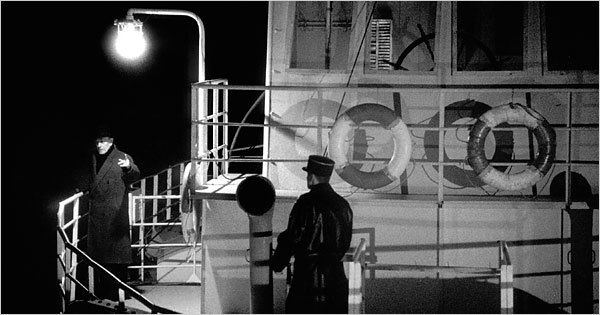 The Man from London SlowMotion Film Noir From Bela Tarr Based on a Simenon Novel The