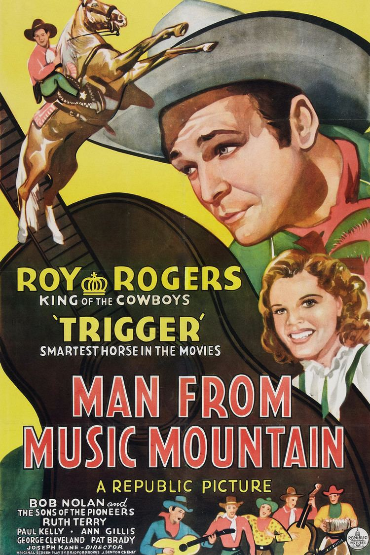 The Man from Music Mountain wwwgstaticcomtvthumbmovieposters40745p40745