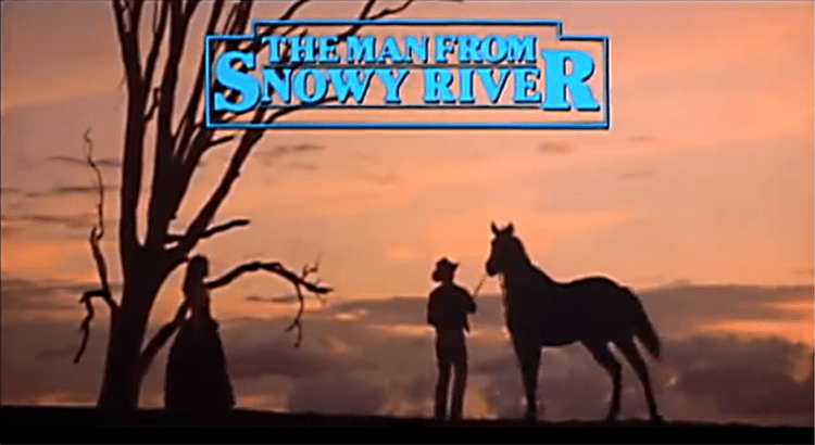 The Man From Snowy River My Favorite Westerns