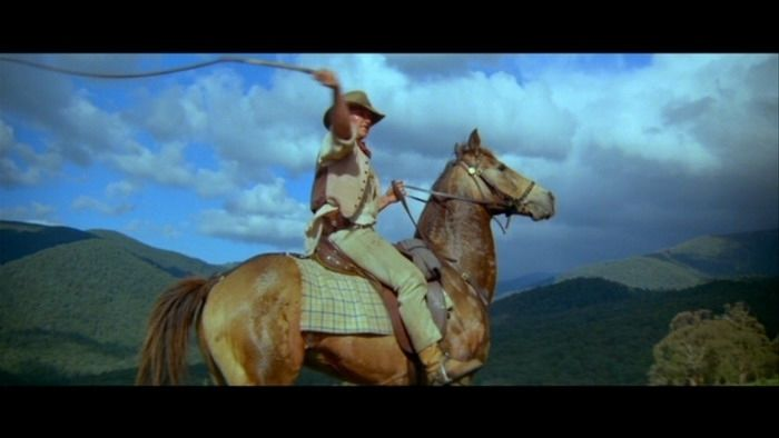DVDnet The Man From Snowy River 1982 DVD Review