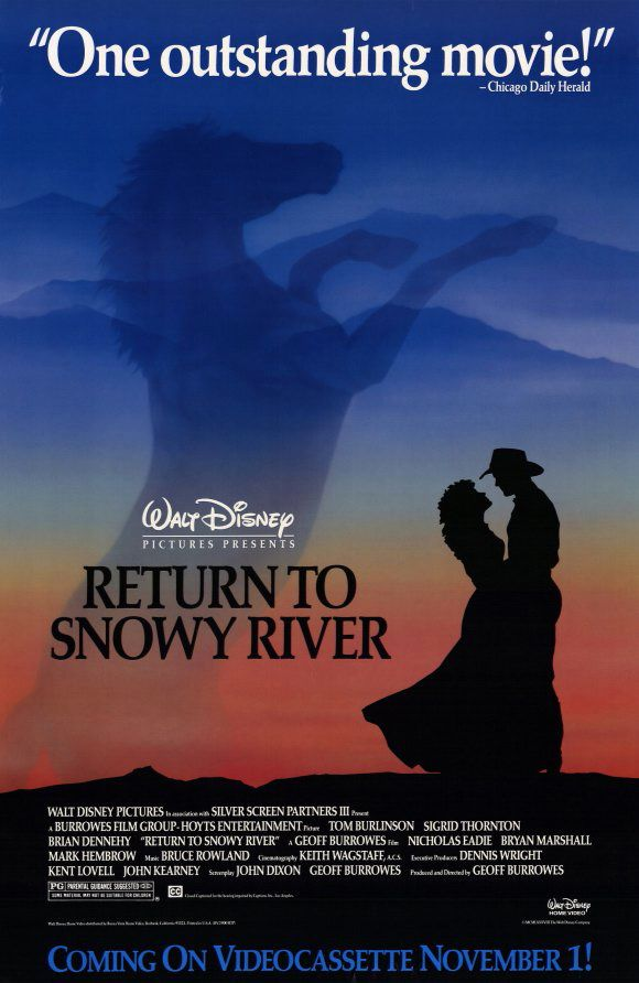 The Man from Snowy River II Review Photos Ozmovies