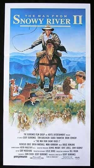 Return to Snowy River Great Western Movies
