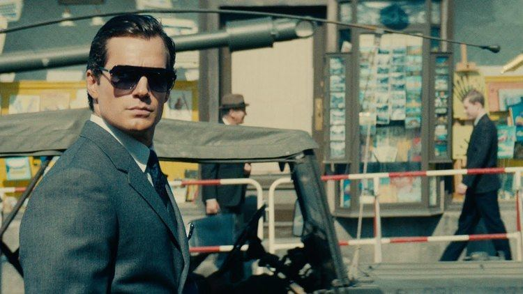The Man from U.N.C.L.E. The Man from UNCLE Official Trailer 1 HD YouTube
